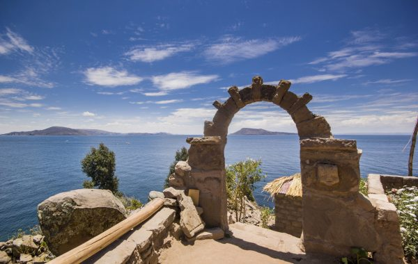 Islands of Lake Titicaca