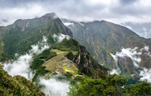 See another side to Machu Picchu