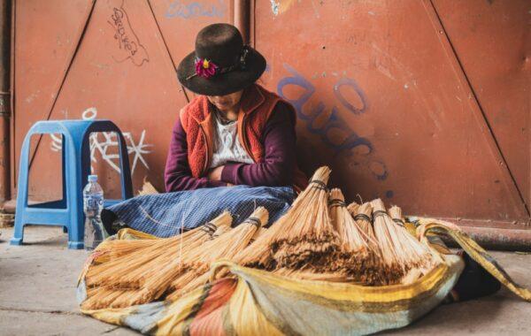 Explore Peru's most eclectic market