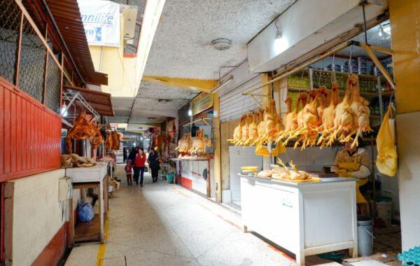 Stock up at Huaraz's Mercado Central