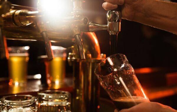Try craft beer at Sierra Andina