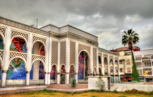 Explore modern art in Rabat's Mohammed VI Museum