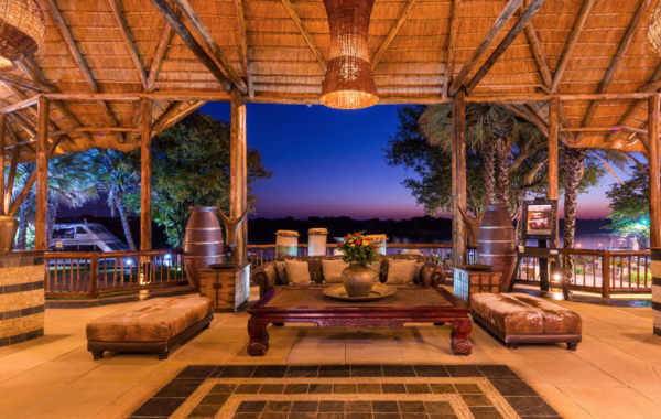 David Livingstone Safari Lodge and Spa