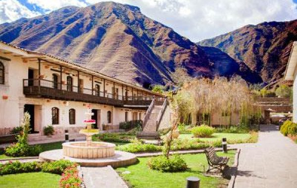 Hotel: Sonesta Posadas del Inca Yucay