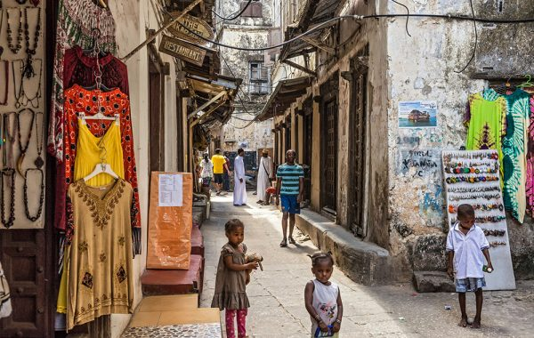 Explore the stunning architecture of Stone Town