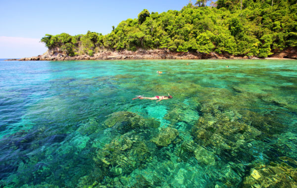 Go snorkelling on Koh Rok