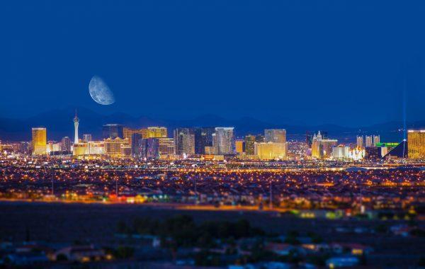 Live it large in Las Vegas