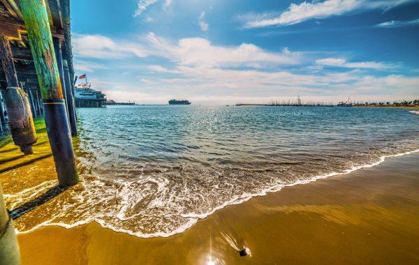 Unwind on the beaches of Santa Barbara