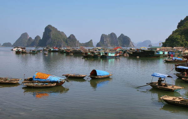 Vietnam's lesser-known bays