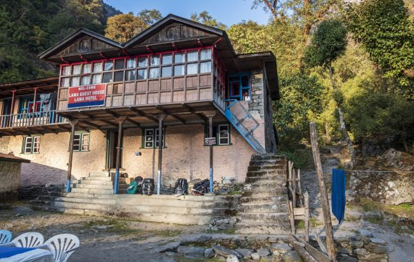 Walk into the Langtang Valley