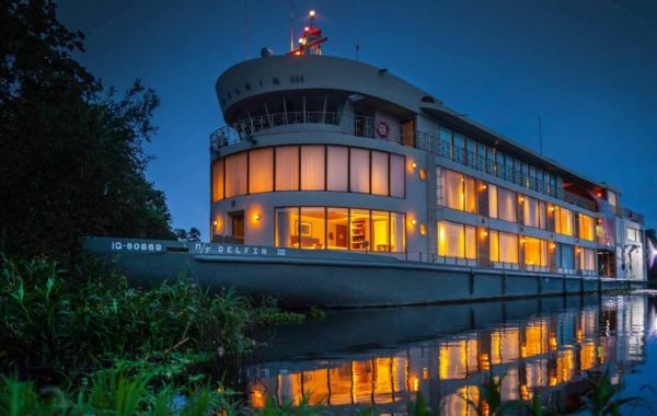 See the Amazon by luxury cruise