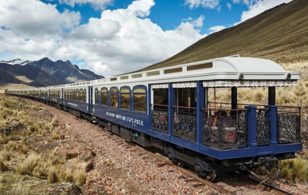 Overland from Puno to Cusco