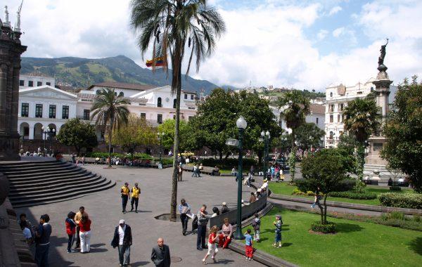 Cusco - Lima - Quito