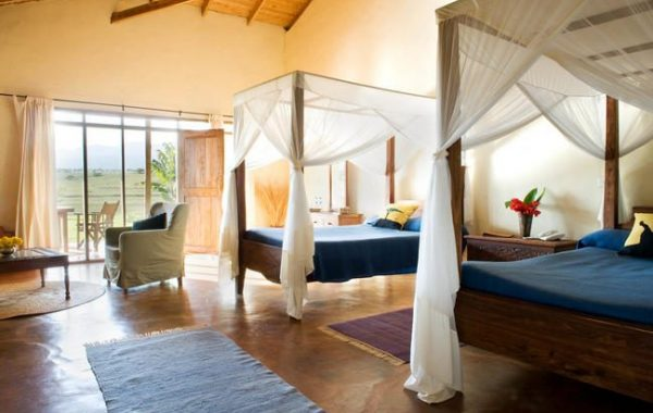 Ngorongoro Farmhouse Lodge