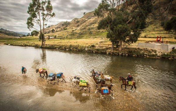 Hike the Qhapaq Ñan route to Huanuco Pampa