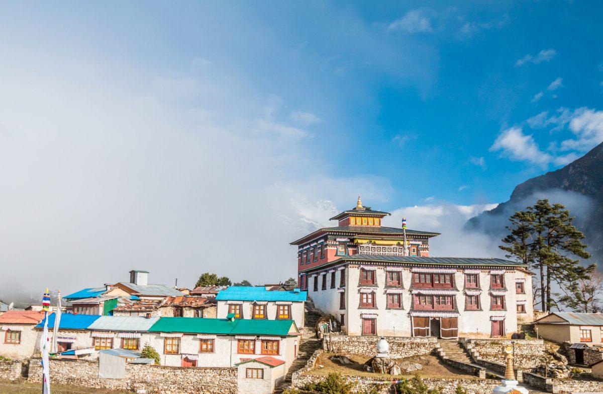 028 Nepal Tengboche