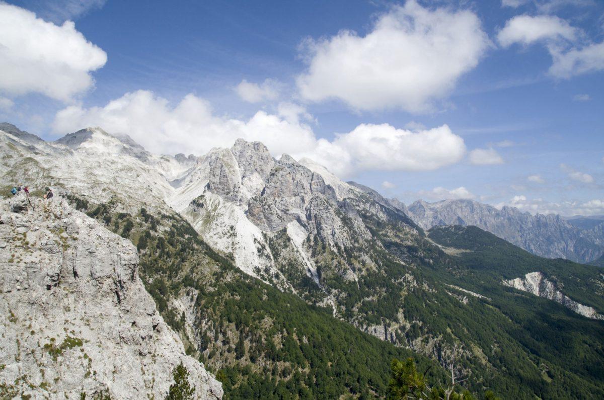 Albania Mount Jezerca