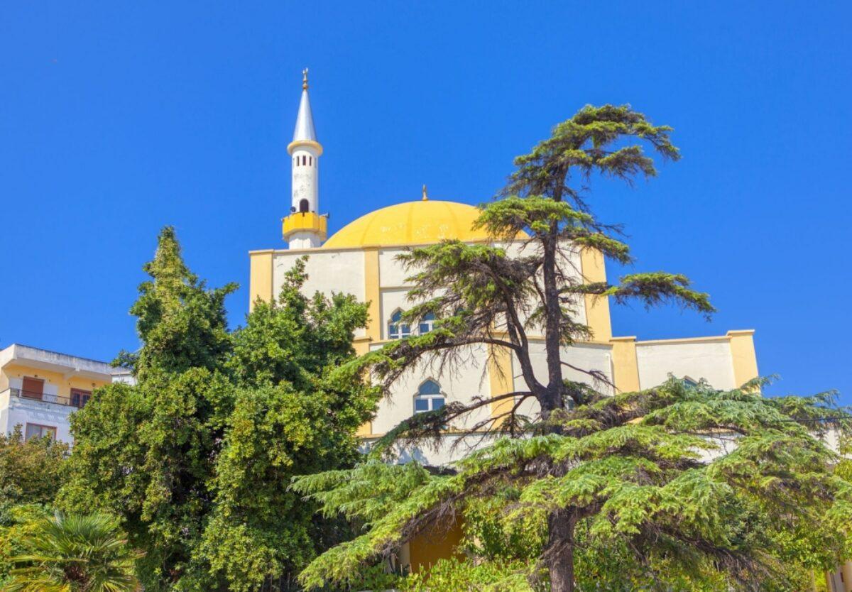Albania Durres mosque