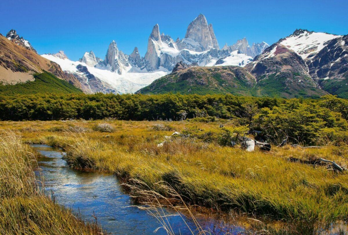 Argentina Glaciersnational Park