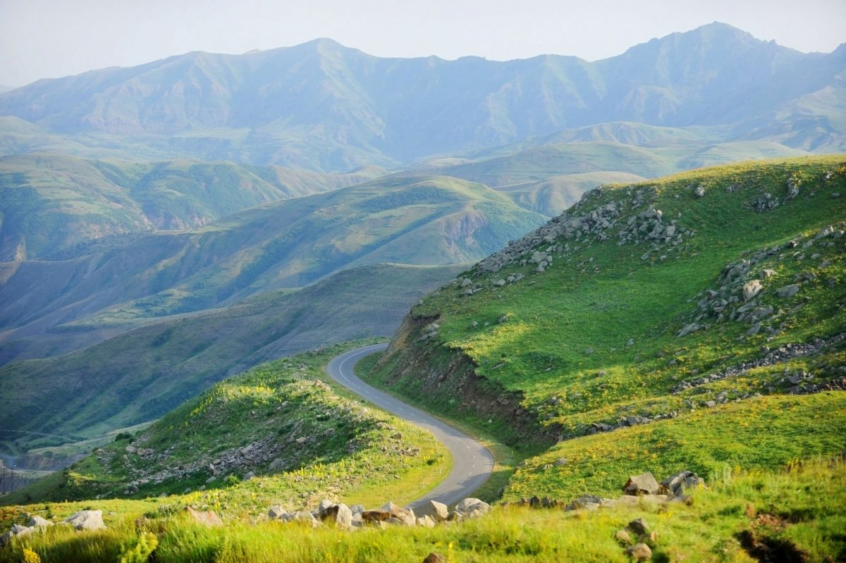 Armenia Selim Caravanserai2