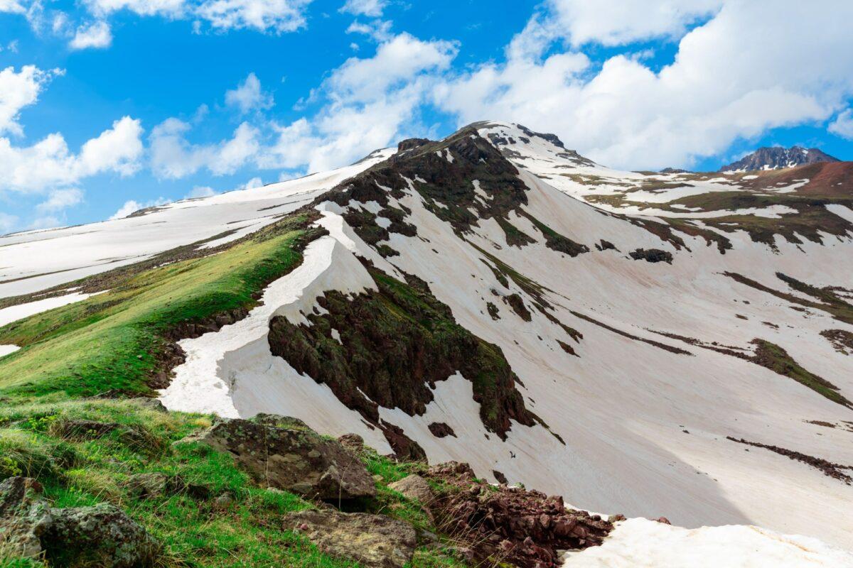 Armenia Mount Aragats