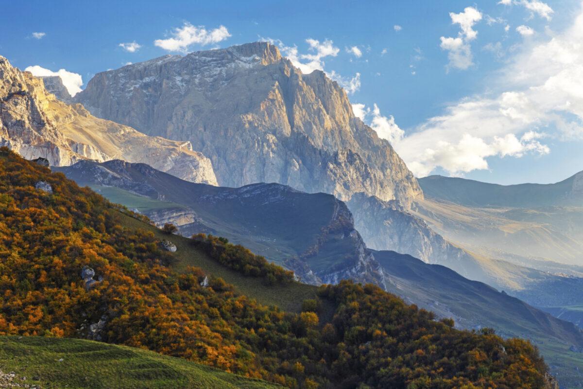 Azerbaijan Shahdag National Reserve autumn lowres