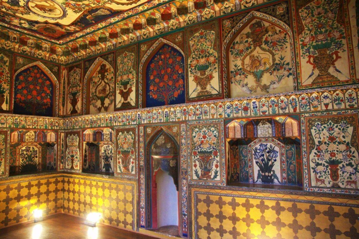 Azerbaijan Sheki The Khans Palace
