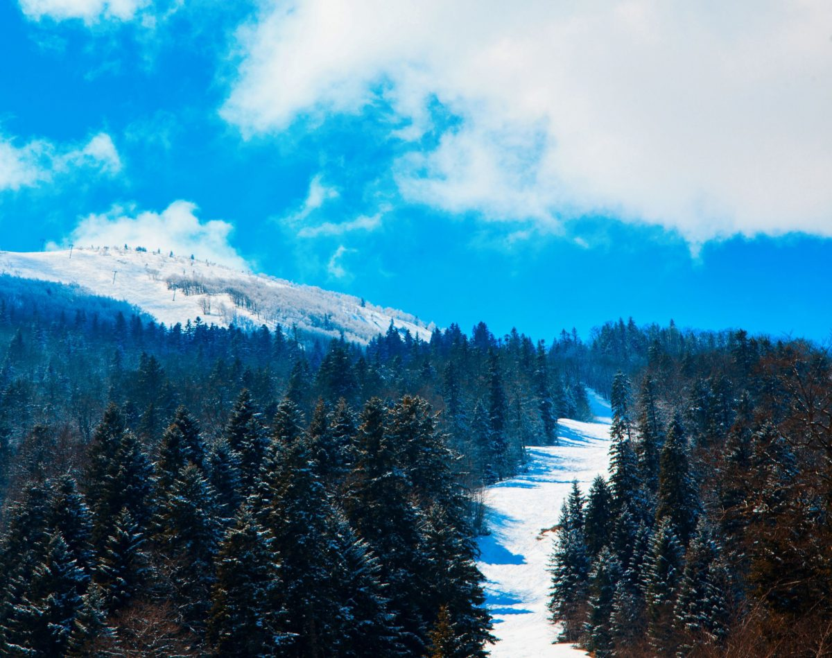 Bosnia Bjelašnica ski resort