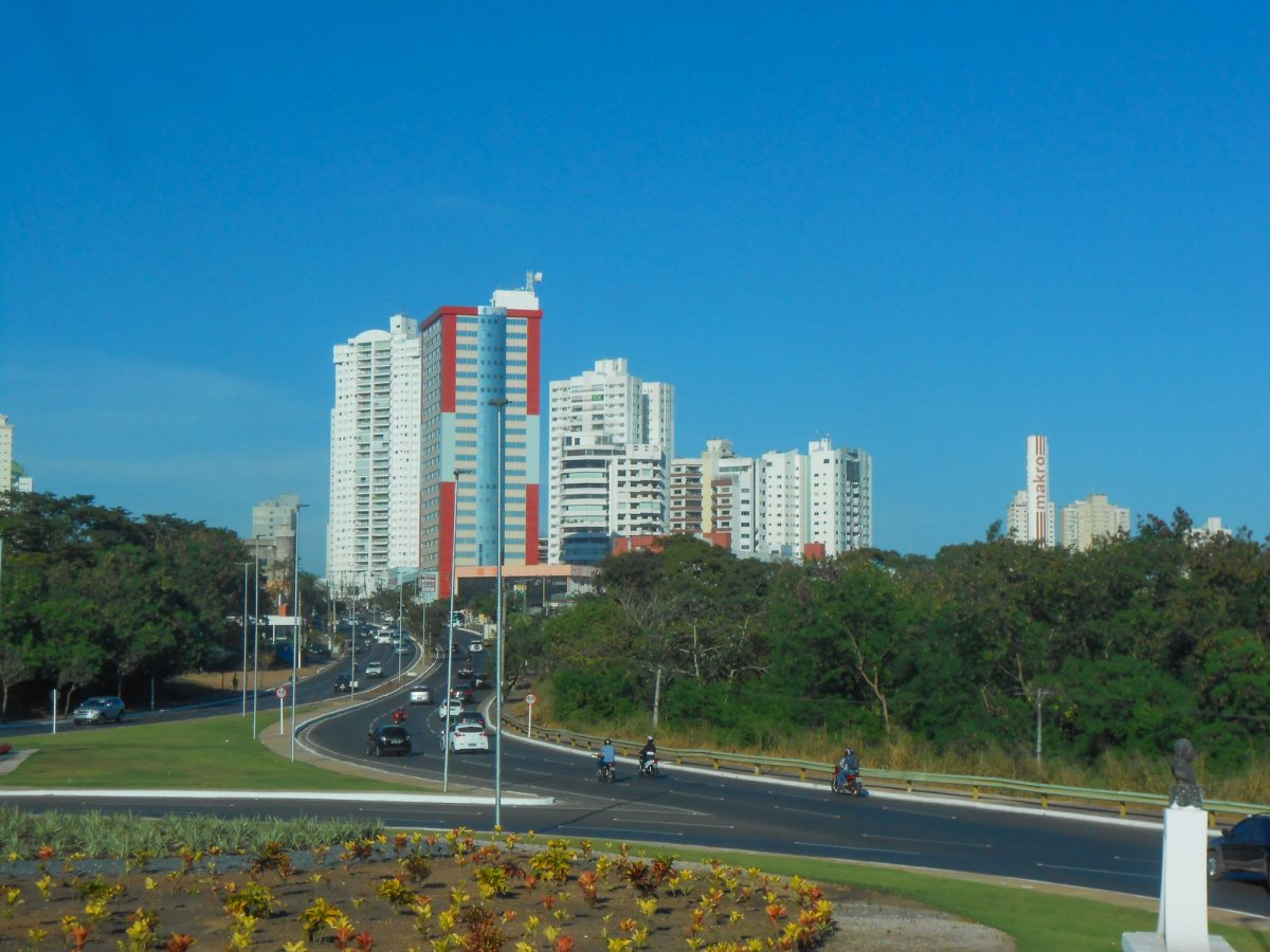 Brazil CUIABA city