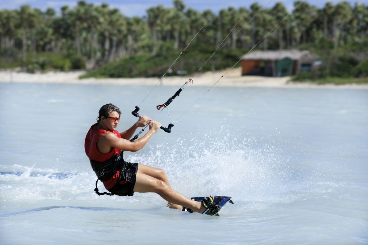 Brazil Jericoacoara kitesurfing