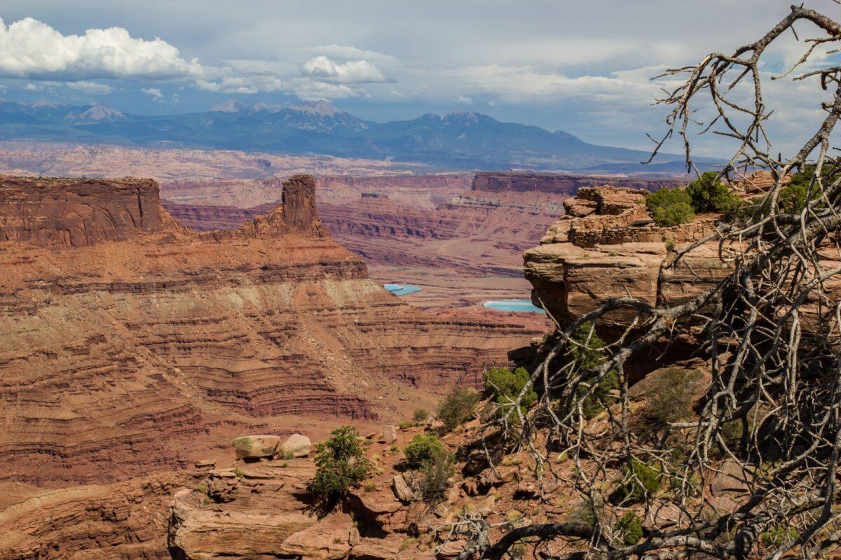 Canyonlands National Park Utah USA