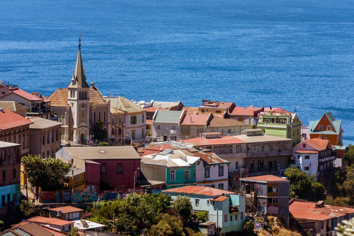Chile-Vaparaiso