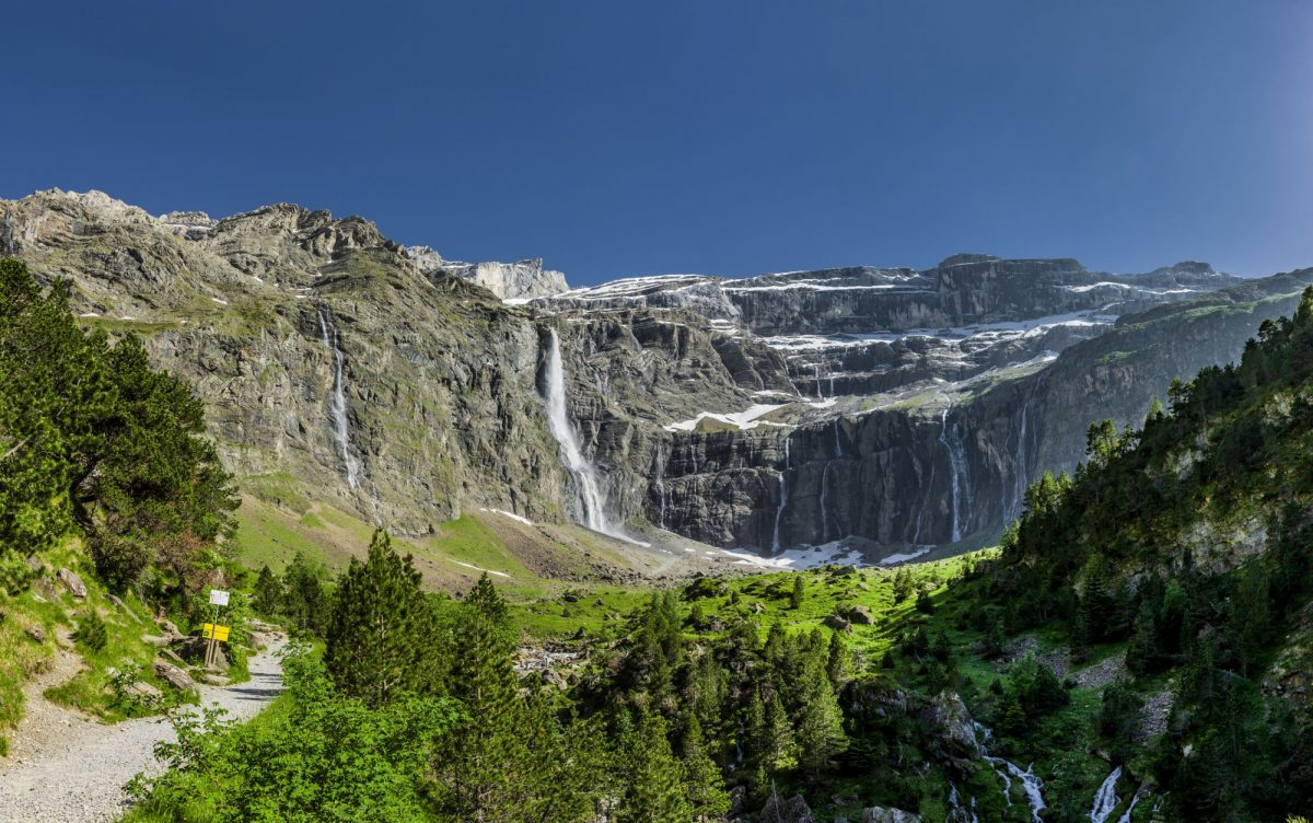 Cirque de Gavarnie Pyrenees National Park France