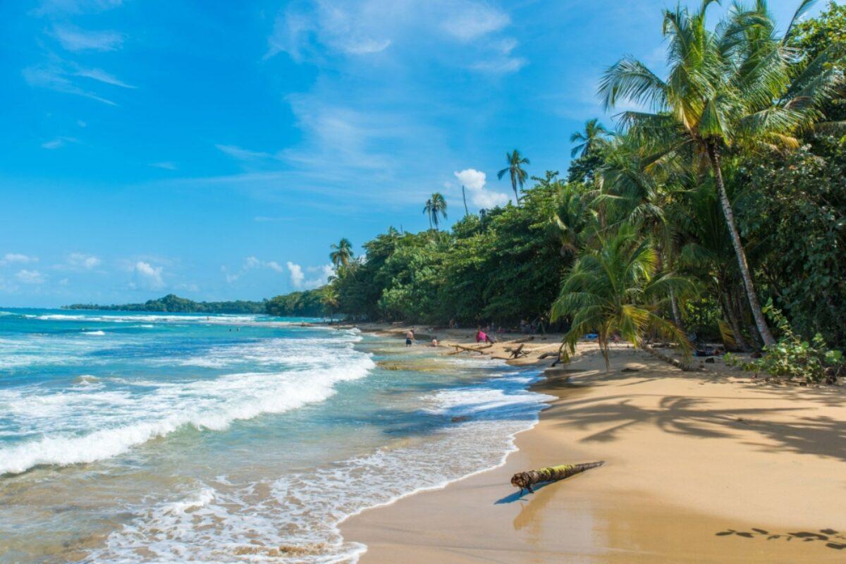 Costa Rica puerto viejo beach2