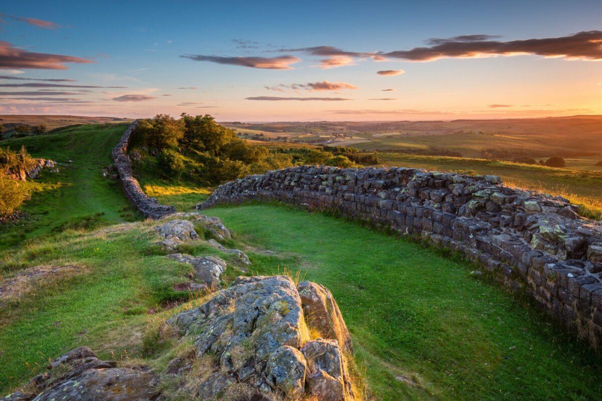 England Hadrians Wall