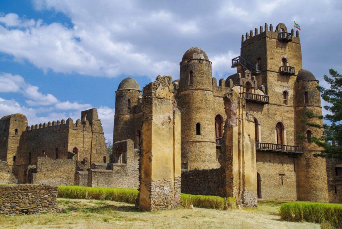 Ethiopia Fasilides Castle Fasil Ghebbi UNESCO Gondar