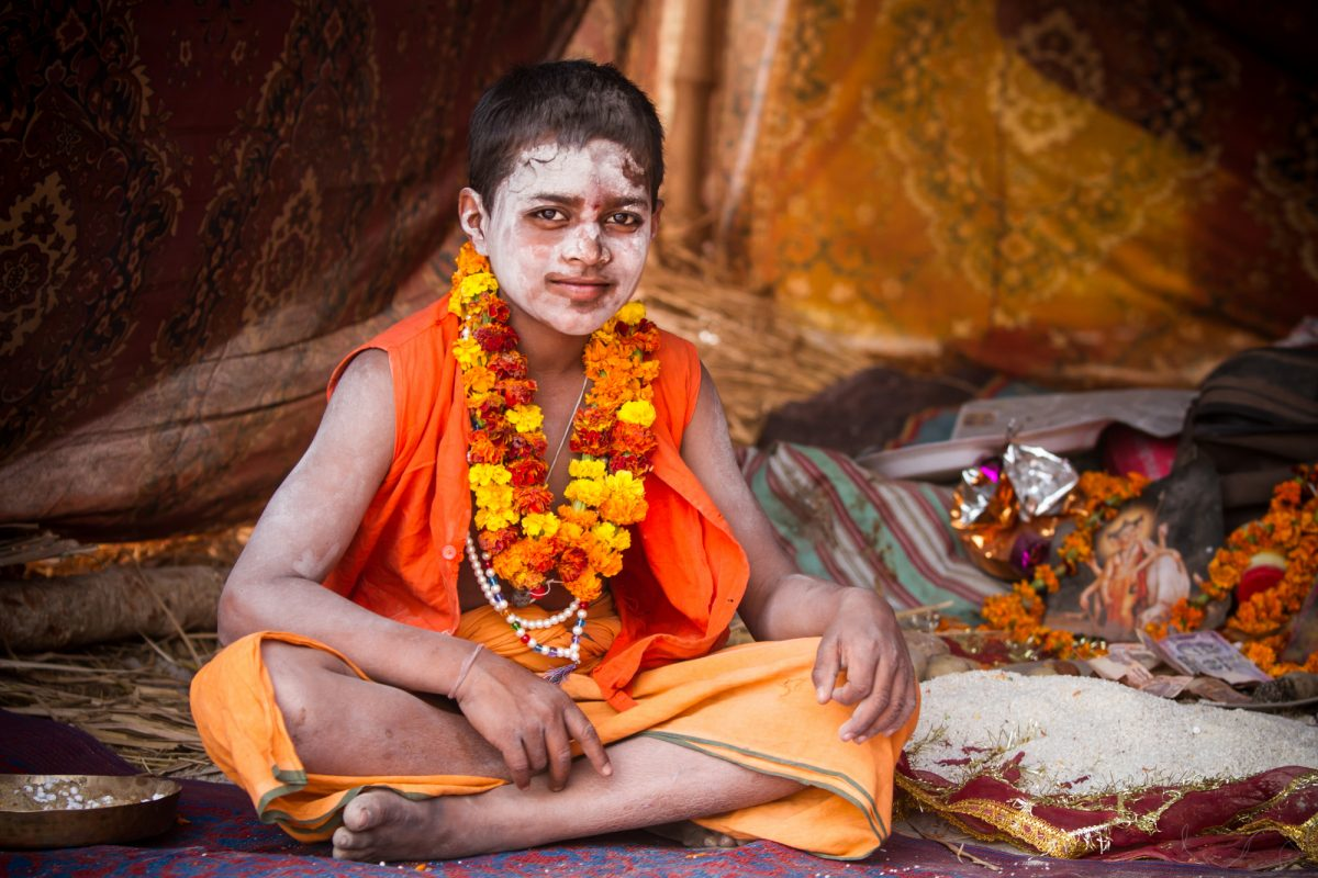 India India youngpriest