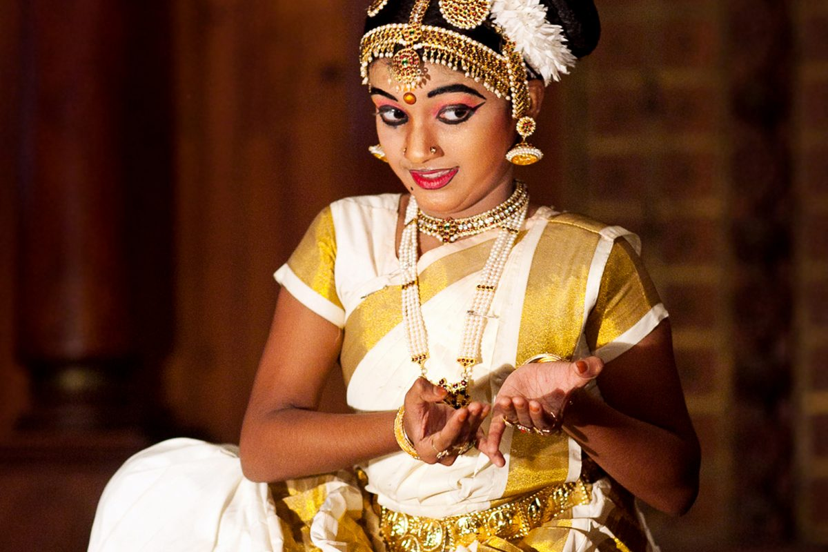 Kerala Mohiniyattam lowres