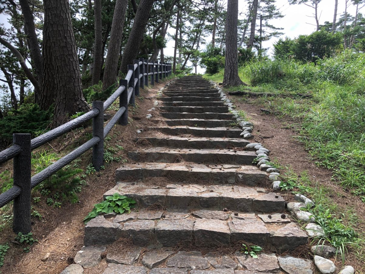 Michinoku Coastal Trail