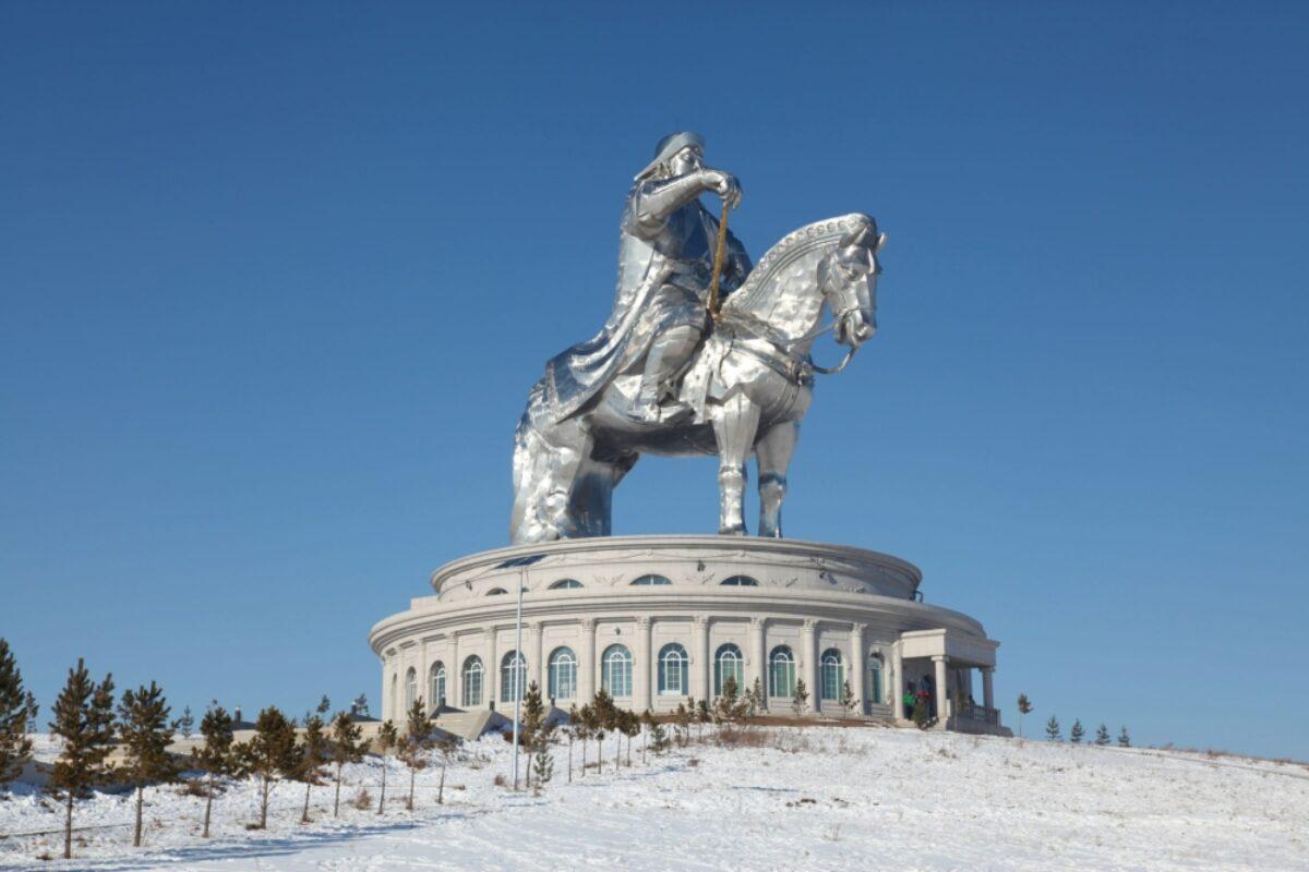 Mongolia Ghenghist Kahn
