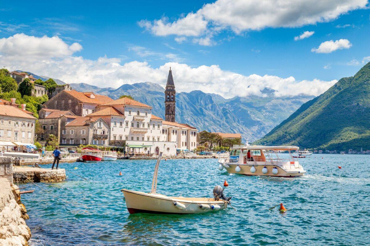 Montenegro Kotor Perast