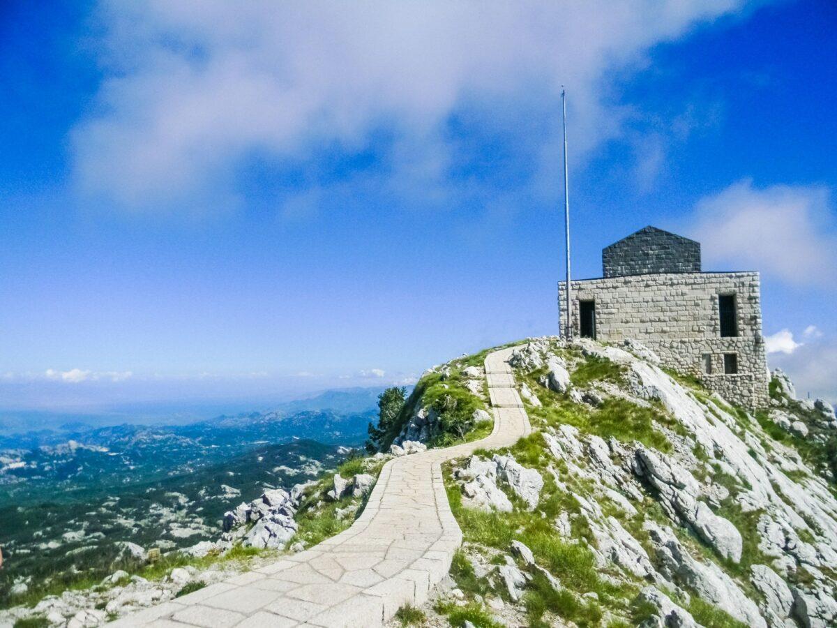 Montenegro Lovcen Mauseleum