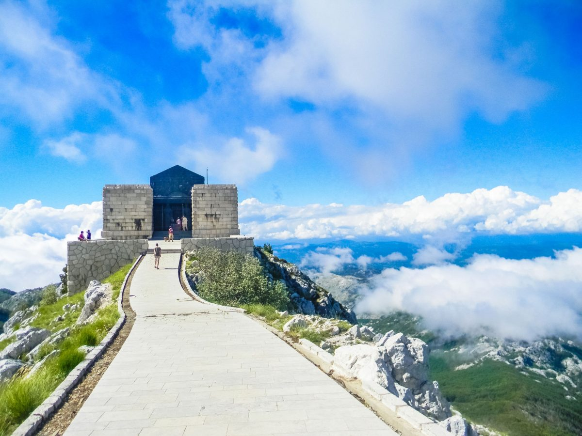 Montenegro Lovcen Mauseleum2