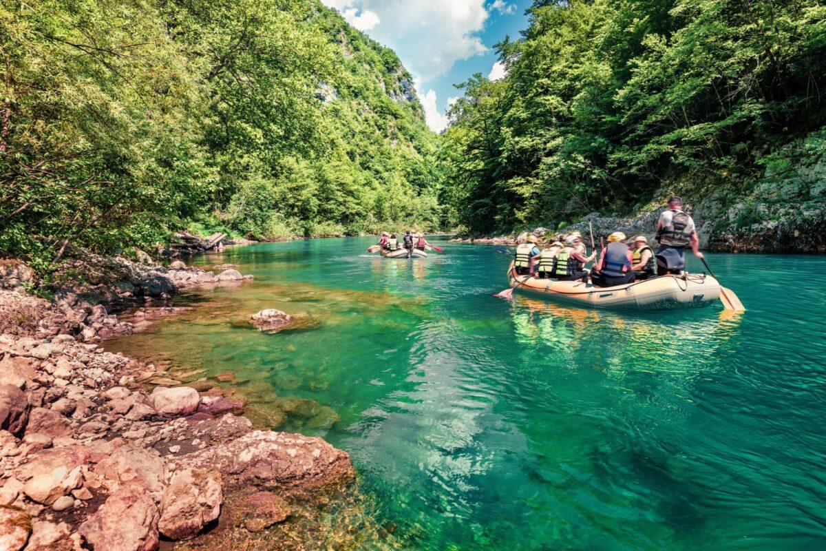 Montenegro Tara Canyon2