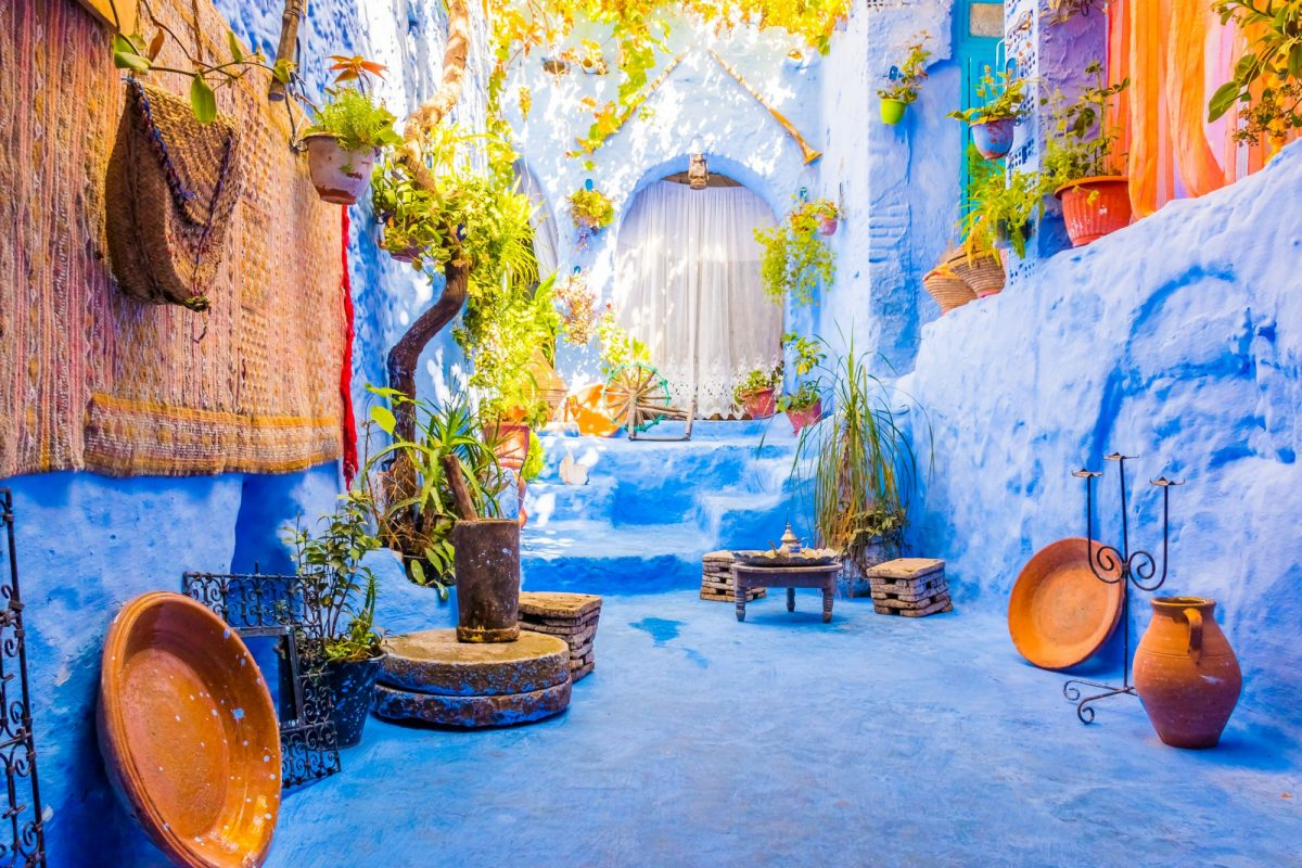 Morocco Chefchaouen Medina2