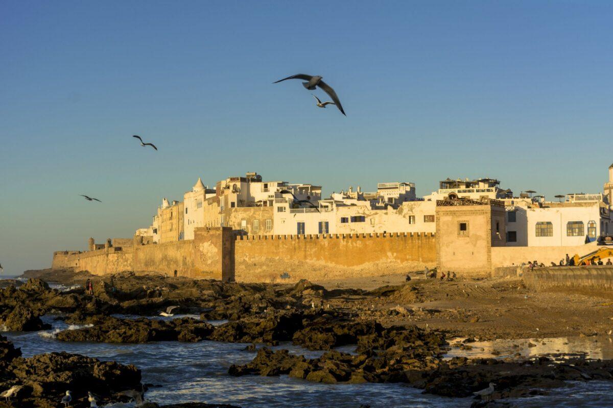 Morocco Essaouria portcity