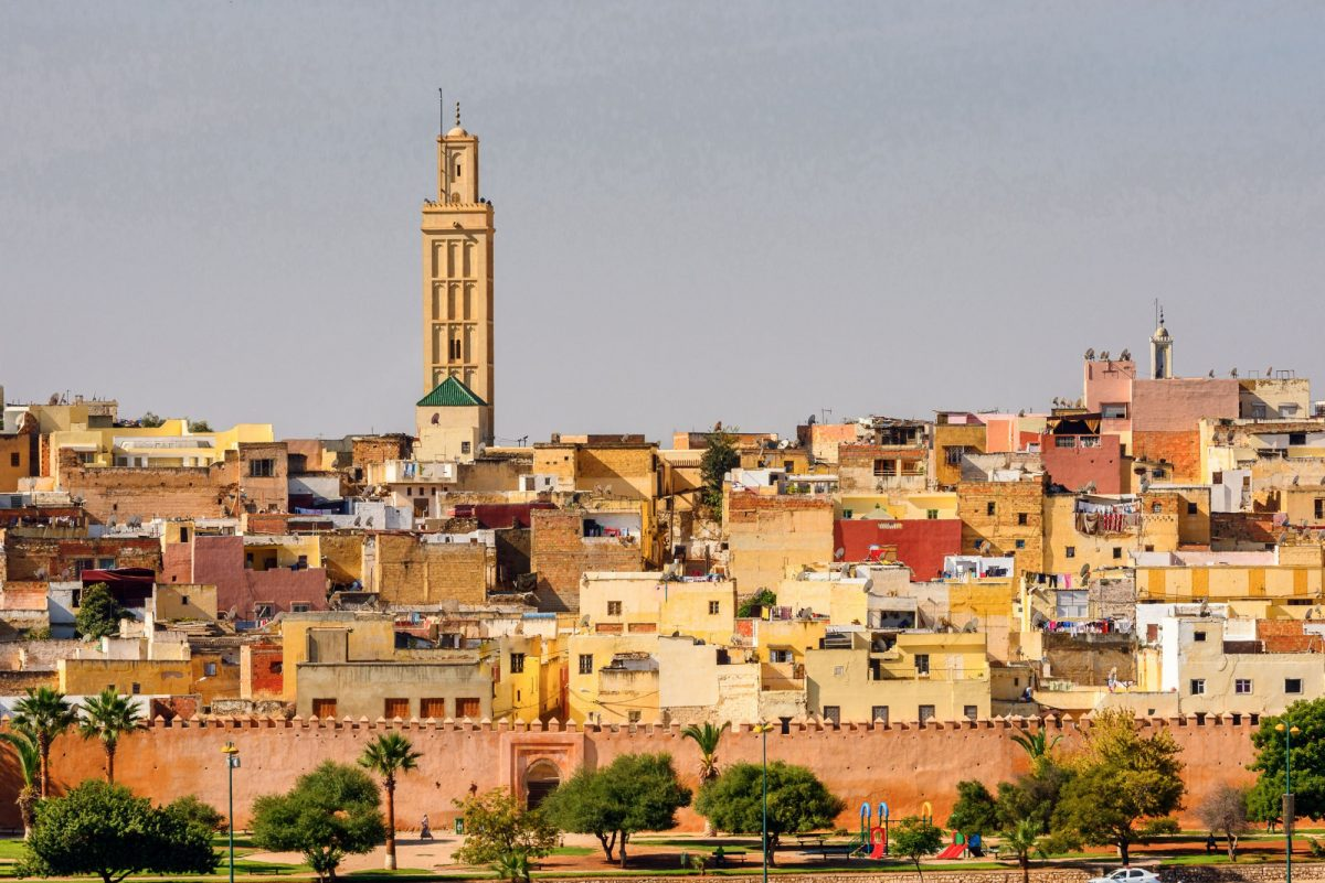 Morocco Meknes cotyscape