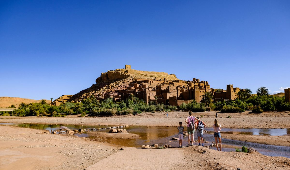 Morocco Ouarzazate