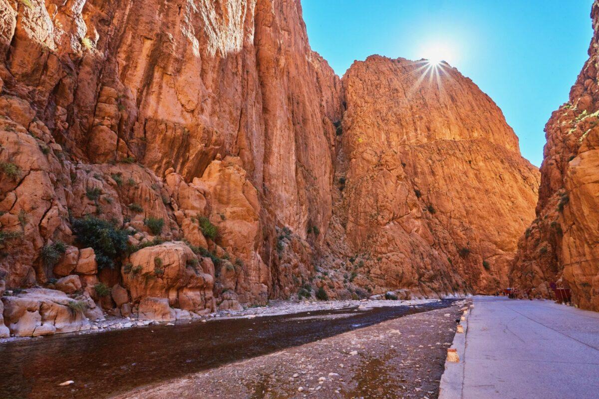Morocco Todra Gorge