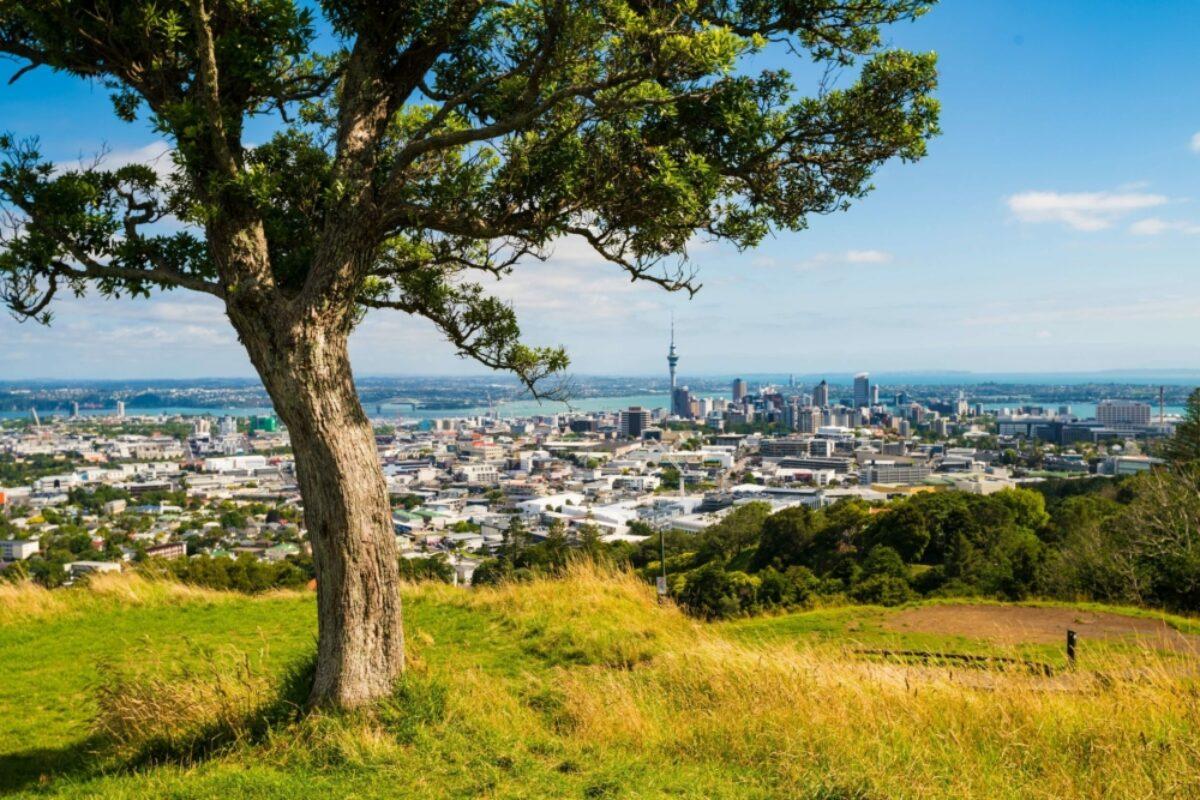 NZ Auckland skyline2